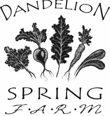 Dandelion Spring Farm logo