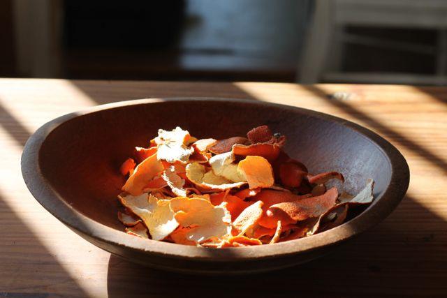 full bowl peels